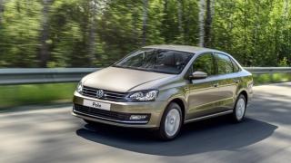 Volkswagen Polo-седан получил спортивную версию со 125-сильным мотором