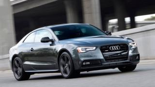 Компания Audi представила новое поколение купе A5