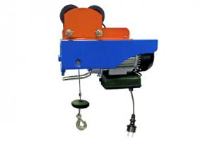 Тали электрические с тележкой модели РА (220 В)