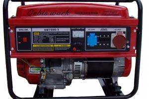 Трехфазные генераторы (400 / 230 В)