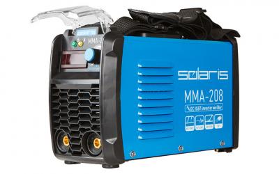 Инвертор сварочный SOLARIS MMA-208