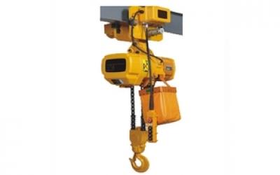 Таль электрическая цепная TOR HHBD05-02T 5,0 т 6 м