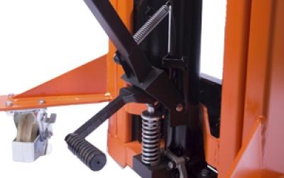 Штабелер TOR SDJ500, 0.5TX1.6M