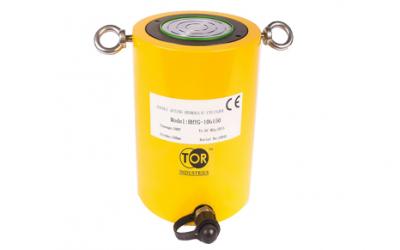 Домкрат гидравлический TOR HHYG-200150 (ДУ200П150), 200 т
