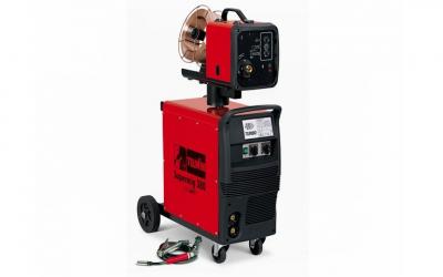 Полуавтомат сварочный TELWIN SUPERMIG 380 (230В/400В, 350А, MIG-MAG/FLUX/ПАЙКА) (822043)