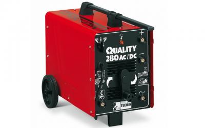 Трансформатор сварочный TELWIN QUALITY 280 AC/DC (230/400В, перем./пост.,230А/160А) (814097)