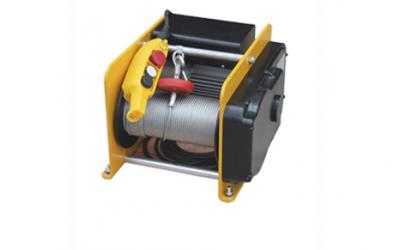Лебедка EWH 500 (TOR KDJ-500B1-30) электрич (500кг) L=60м, 380 V