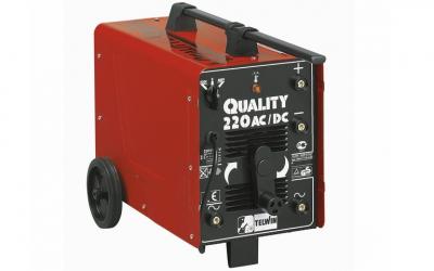Трансформатор сварочный TELWIN QUALITY 220 AC/DC (230/400В, перем./пост.,160А/130А) (814088)