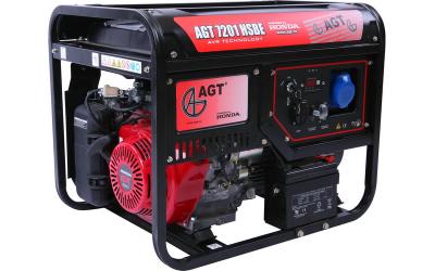 Генератор AGT 7201 НSBE AVR под автом.