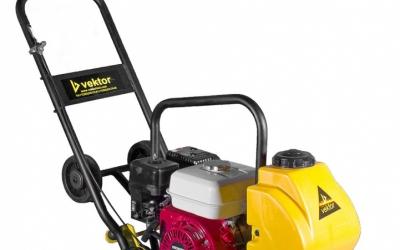 Бензиновая виброплита VPG-70C (двигатель Honda)