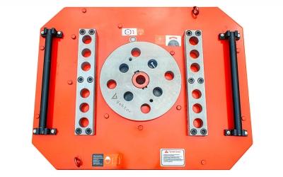 Станок для гибки арматуры GW40 с ЧПУ