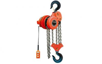 Таль электрическая цепная TOR DHP 5,0 т 12 м