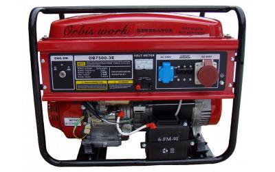 Генератор ORBIS OB 7500-3Е, ORBIS OB 7500-3Е
