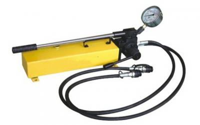 Насос ручной для домкрата TOR HHB-700А (односторонний домкрат 20-100 т)