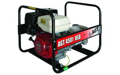 Генератор AGT 4501 НSB
