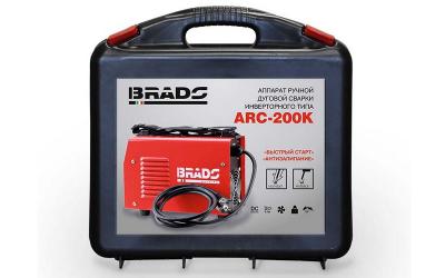 Аппарат сварочный BRADO ARC-200К