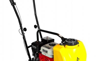 Бензиновая виброплита VPG-70B (двигатель Lifan) с баком для воды