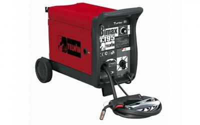 Полуавтомат сварочный TELWIN BIMAX 4.195 TURBO (230В, 160А, FLUX/MIG-MAG) (821016)