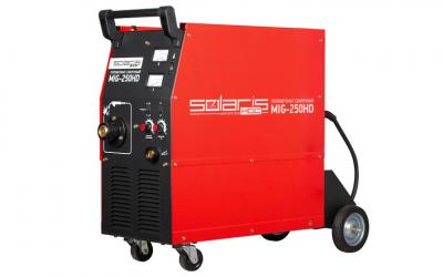 Полуавтомат сварочный Solaris MIG-250-HD+ AK (220B,50-250A)