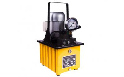 Насос электрический для домкрата TOR HHB-630B 220v (двусторонний домкрат 20-200 т)