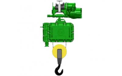 Таль электрическая взрывозащищенная г/п 5,0 т Н - 12 м, тип ВТ