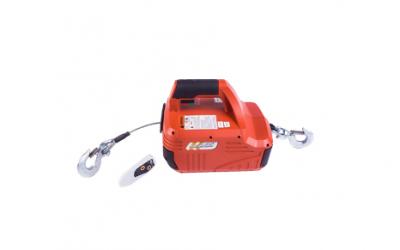 Лебедка электрическая переносная TOR SQ-05 450 кг 4,6 м 24 В