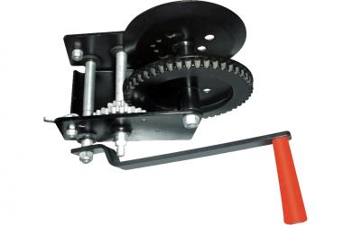 Лебедка ручная TOR LHW-2500 (г/п 1,0 т, длина троса 10 м)